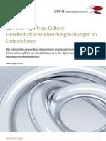 USP-D CSR und High Trust Culture