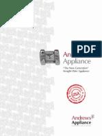 Andrews2(TM) Appliance