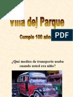 Villa Del Parque Ayer - 5to a y B