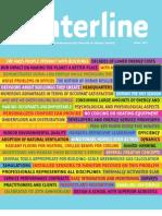 Center for the Built Environment, LPA Partner Mention, Centerline Magazine, Winter 2012