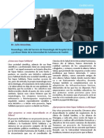Entrevista Julio Ancochea