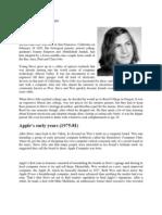 Steve Jobs the Short Biography