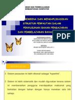 Membina Dan Mengaplikasikan Struktur Perpautan Dalam Penyusunan Bahan Pengajaran Dan Pembelajaran Bahasa Melayu