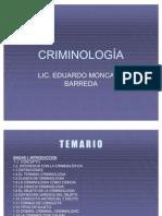 PRESENTACION CLASE CRIMINOLOGÍA