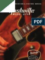 Nashville Vacation Guide 2012