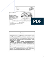 Mancini Problematic He Connesse All'Inquinamento e Protezione Dell'Aria