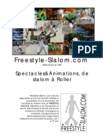 Animations Spectacles Roller