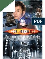 Prisnr of the Daleks -TBaxendale