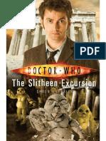 The Slitheen Excursion (Simon Guerrier)