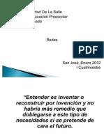 Original Tarea de Las Redes