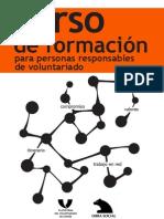 2006 Curso Formacion Para Personas Resp on Sables de Voluntariado