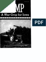 Hemp, A War Crop for Iowa, 1942