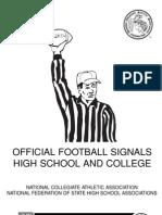 Hs Football Signals 1