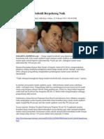 Kliping Berita Perumahan Rakyat Online, 18-21 Februari 2012