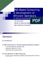 Thpark DNA Computing