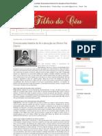 (Imprimir - Filho do Céu - Padre Fábio de Melo_ Emocionante história de fé e devoção ao Divino Pai Eterno)