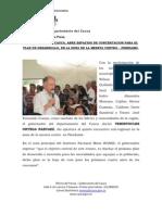 GOBERNADOR DEL CAUCA, ABRE ESPACIOS DE CONCERTACION PARA EL PLAN DE DESARROLLO, EN LA ZONA DE LA MESETA CENTRO – PIENDAMO.