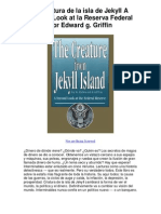 La Criatura de La Isla de Jekyll