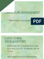 7 Chest Tube Management