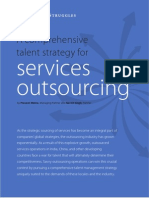 Services Outsourcing