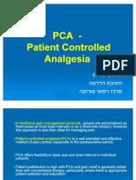 PCA for ICU