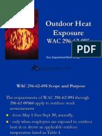 Heat Climate