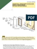 Pella Windows Installation