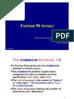 F90-Array
