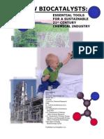 Bio Catalysis Roadmap