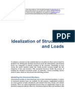 Structural ANALYSIS Idealization of Structures and Loads