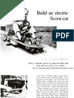 Diy Kart Plans - Electric Car