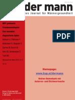 Der Mann Prostatabiopsie MRT