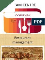 Restaurant Management (2)