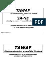 TAWAF&SA'IE