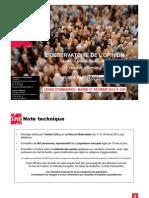 Observatoire_de_l'opinion_-_Les_cotes_de_popularité_de_l'exécutif_-_Février_2012