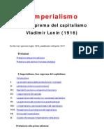 Lenin Imperialismo