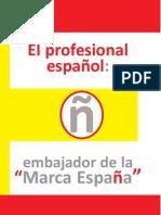 El profesional español