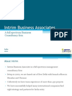 Intrim Credentials 2012