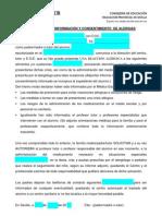 Documento de to Informado Alergias