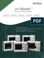 Spectrum Master Ms272xc Brochure