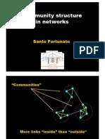 Community Mining in Social Networks