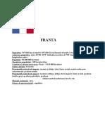 Franta caracterizare