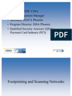 Methodology Footprinting&Scanning