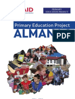 Primary Education Project - Almanac