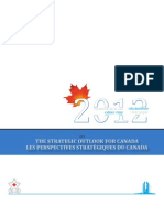 The strategic outlook for Canada