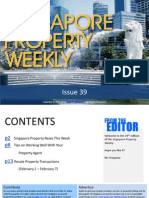 Singapore Property Weekly Issue 39