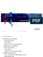 11. Android Opencore Framework