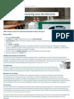 Waterzuivering en Luchtzuivering voor industrie en bedrijven