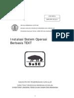 Modul 11-Instalasi SO Berbasis TEXT