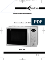 Delta Microwave Manual